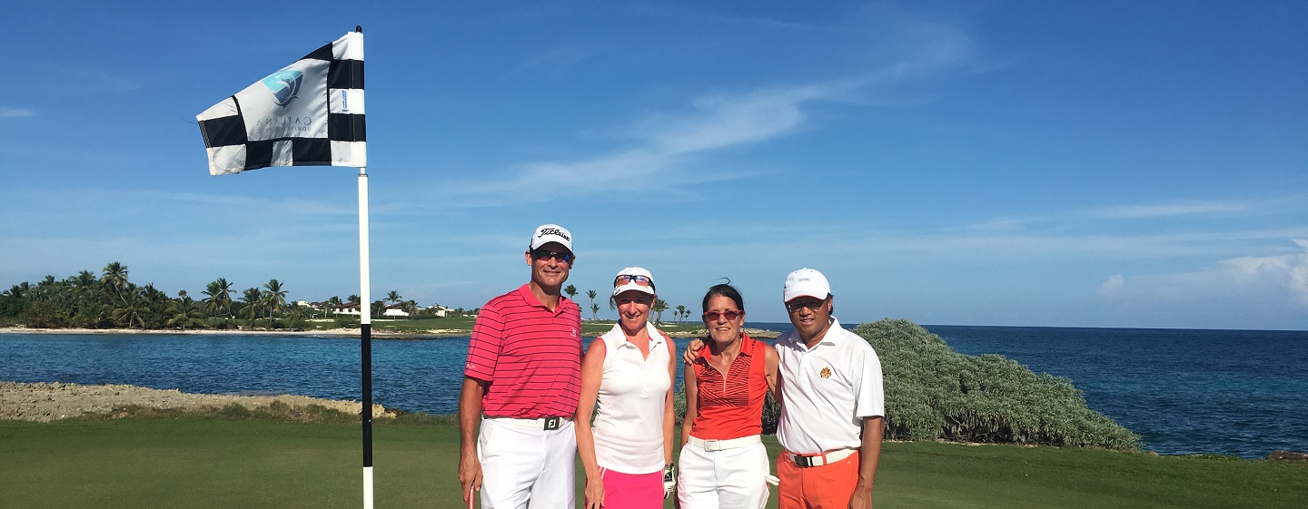 The 2016 Couples' Cup, Dominican Republic